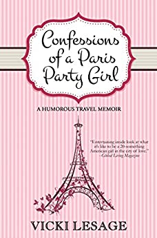 Confessions Paris Party Girl Humorous ebook product image