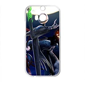DAZHAHUI The Nightmare Before Christmas Cell Phone Case for HTC One M8 BY RANDLE FRICK by heywan