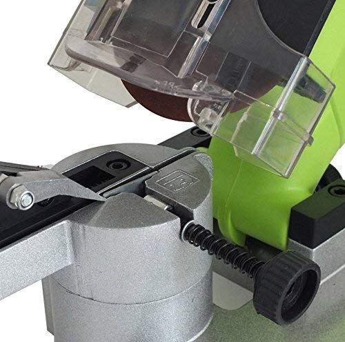 Unibos New Electric Chainsaw Sharpener 240v 130w Bench Mounted Grinder