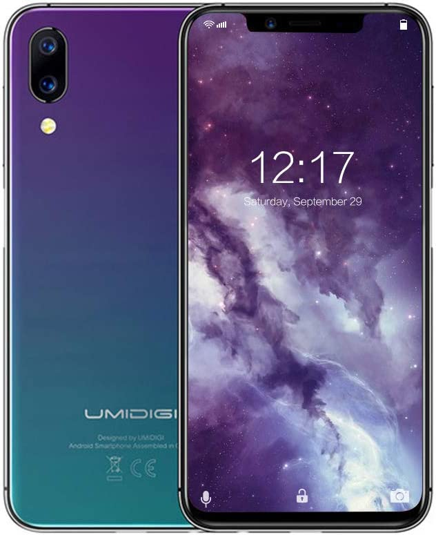 Telefono Móvil .UMIDIGI One Global Version 5.9