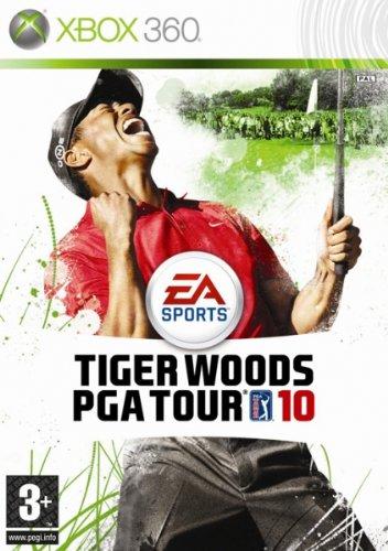 Tiger Woods PGA Tour 10 - Xbox 360