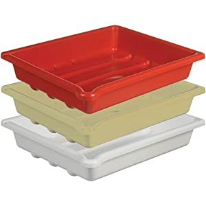 25.4x30.5cm Red Developing Tray PATERSON 10x12
