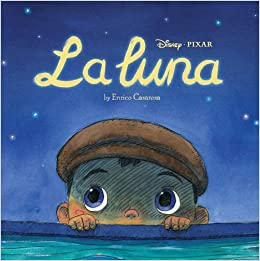 La Luna Blu Ebook