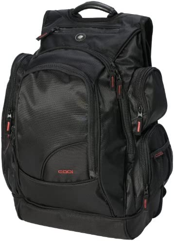 CODi Sport-Pak Backpack, Black