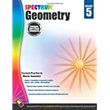 Geometry Workbook, Grade 5 (Spectrum)