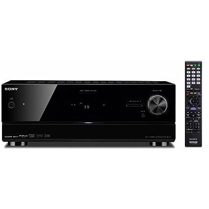 Sony STR-DN1010 7.1channels Negro - Receptor AV (7.1 canales, 8 Ω