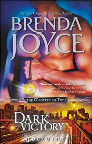 Dark Victory (The Masters of Time, Book 4) (Mills & Boon Nocturne)