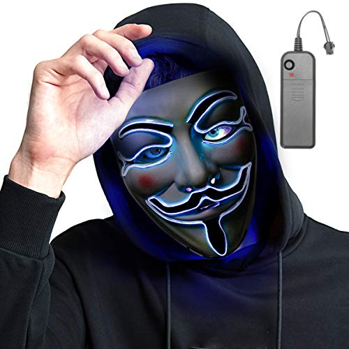 Great Mask that lights up