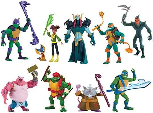 Teenage Mutant Ninja Turtles TUAB0900 Abril Epic Adventurer ...
