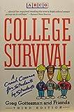 College Survival, Greg Gottesman, 0671885073