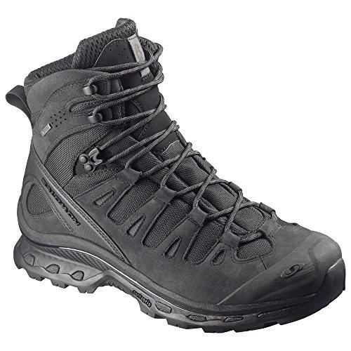 Salomon Quest 4D GTX Forces Black / - Boots Combat Black Tex Gore