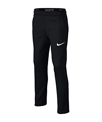 bfc9f08c6d Amazon.com  Nike Boys  Open Hem Therma Pants  Clothing