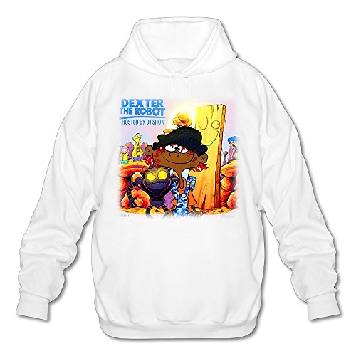 Men's New Mixtape Famous Dex Dexter The Robot Hoodies