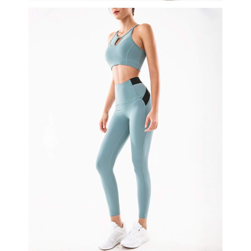 YUEYUJIA Leggings De Gimnasio Pantalones De Yoga Leggings ...
