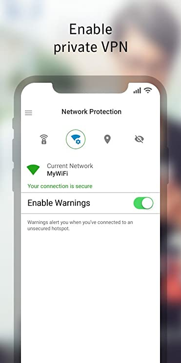 Norton WiFi Privacy – Secure VPN – Up to 5 Devices [Digital Download]