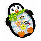 Earlyears E00383 Penguin Tabletop Water Pal Travel Water Play Mat
