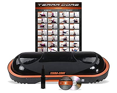 Vicore Terra Core, Balance Trainer, Stability, Agility, Strength, Functional Fitness, Core Exercises, Abs Workout, Pushups, Weight Bench.