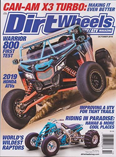 Dirt Wheels Magazine October - Dirt Magazine Wheels