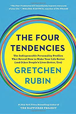 Gretchen Rubin (Author) (9) Release Date: September 12, 2017  Buy new: $24.00$15.40