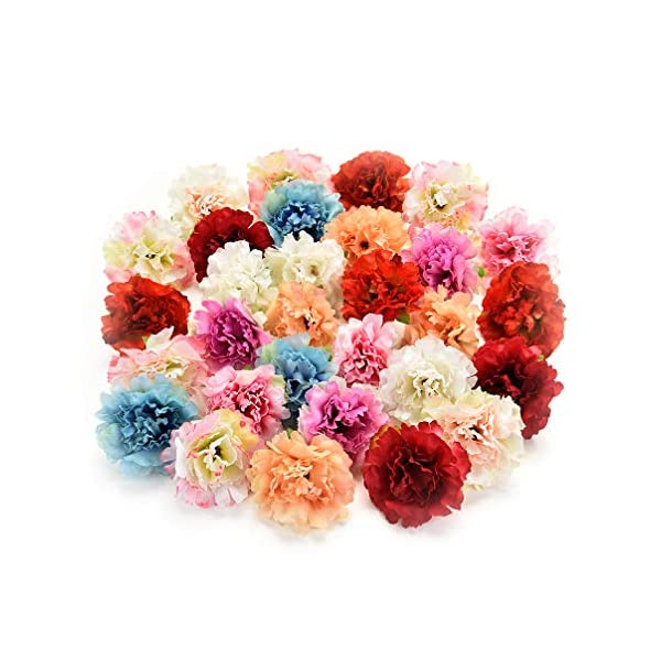 Flower-heads-in-bulk-wholesale-for-Crafts-Silk-Artificial-Carnation-Cherry-Blossoms-Flower-Head-Wedding-Home-Decoration-DIY-Corsage-Wreath-Fake-Flowers-Party-Birthday-Decor-30pcs-5cm-Colorful