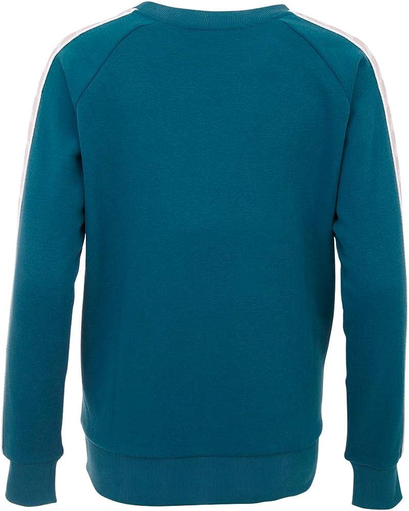 Kappa Damen Authentic Felicienne Sweatshirt Blue Coral
