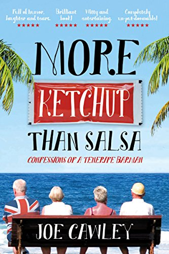 Book: More Ketchup than Salsa by Joe Cawley