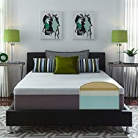 Slumber Solutions Choose Your Comfort 14-inch Full-size Memory Foam Mattress White Medium Medium