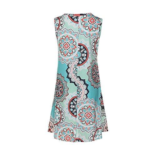 444e86ef185 Tanst Sun Dresses for Women Casual