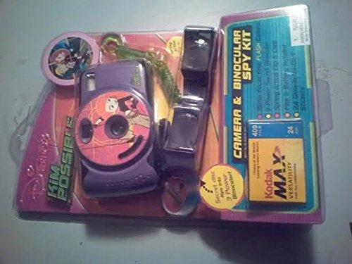 Kim Possible Camera & Binocular Spy Kit