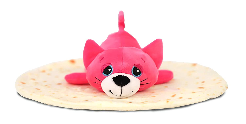 Mystery Stuffed Animals Series 2 Basic Fun Cutetitos Collectible Plush