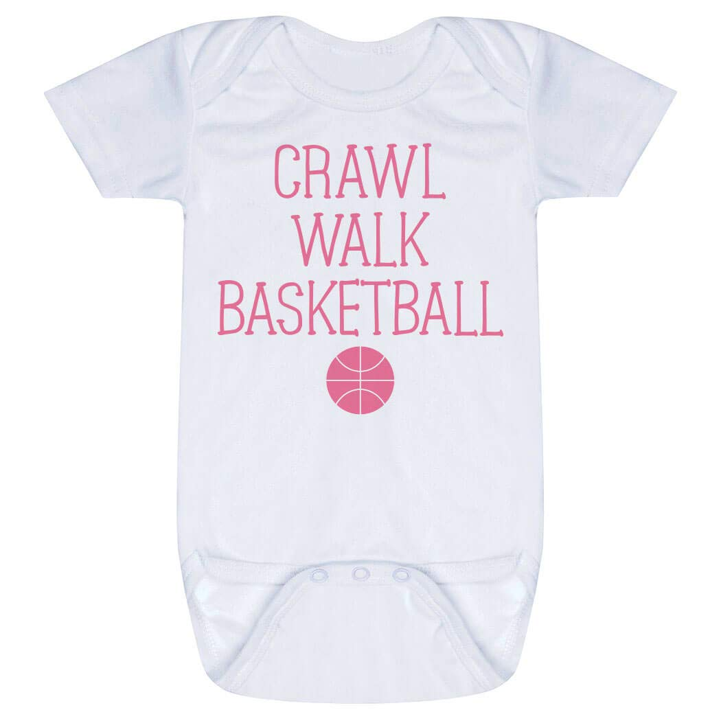0bdefbed9 Amazon.com  Basketball Baby   Infant Onesie