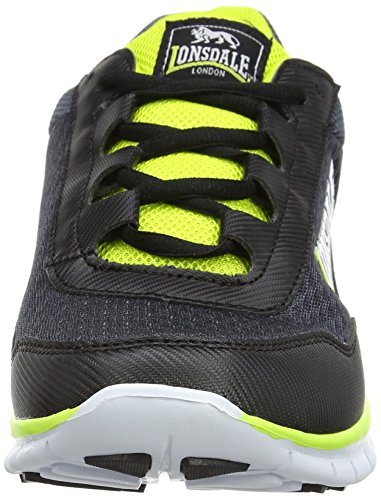 Black Men's Volt Southwick Grey Outdoor Shoes Lonsdale Charcoal Multisport PdT0wAndxq