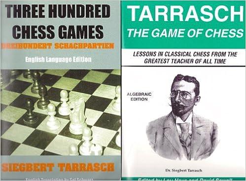 TARRASCH 300 GAMES PDF