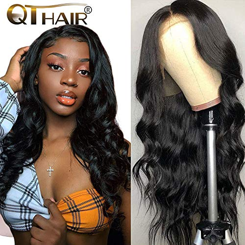 QTHAIR 10A 360 Lace Frontal Wigs 12