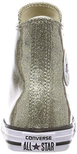 Hi Converse Natural Gold White Adulto Zapatillas Dorado Synthetic Chuck 710 Deporte Taylor de CTAS Unisex wTAqRUtT