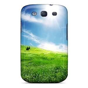 New Arrival Spring Hills For Galaxy S3 Case Cover