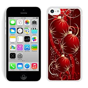 Popular Sell Iphone 5C TPU Case Merry Christmas White iPhone 5C Case 58