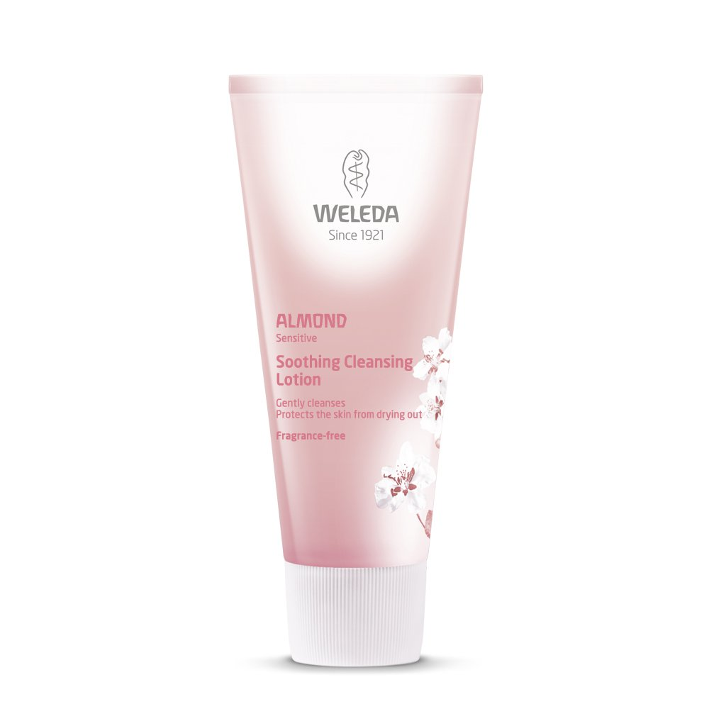 Weleda Almond Soothing Cleansing Lotion For Sensitive Skin 75ml 52946