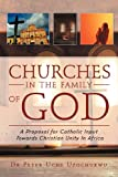 Churches in the Family of God, Peter Uche Uzochukwu, 1469163837