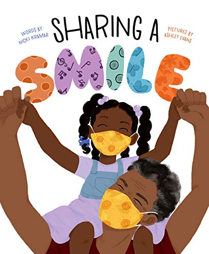 Book Cover: Sharing a Smile