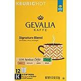 Cheap Gevalia Signature Blend Decaf Coffee, Mild Roast, K-Cup Pods, 12 Count