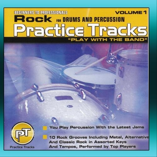 (Rock For Drums and Percussion Vol. 1)