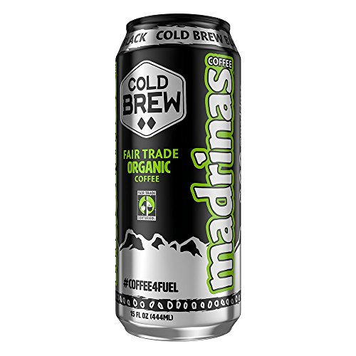 Madrinas Coffee Cold Brew Black - Case of 12