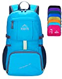 Venture Pal Ultralight Lightweight Packable Foldable Travel Camping Hiking Outdoor Sports Backpack Daypack