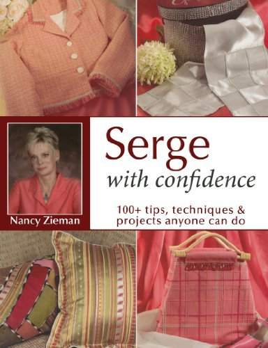 Download By Nancy Zieman - Serge With Confidence (5th Edition) (5/27/06) pdf epub