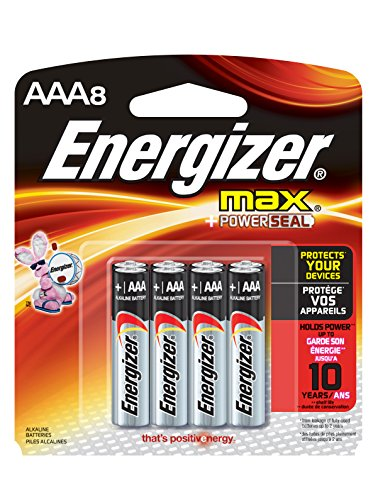 Energizer-Eveready 05669 E92BP-8 AAA Battery