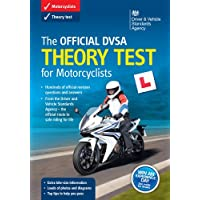 The Official DVSA Theory Test for Motorcyclists Book