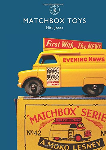 Matchbox Toys (Shire Library)