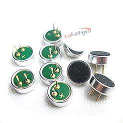 HiLetgo 10pcs Electret Condenser Microph...