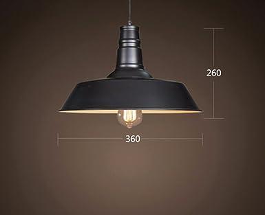 Kronleuchter Led Schwarz ~ American retro lampen retro kronleuchter 36 cm american led schwarz